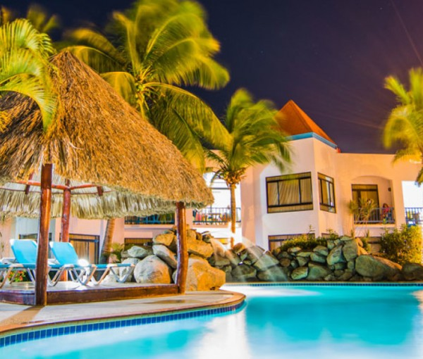 Capital raising hotel in Aruba